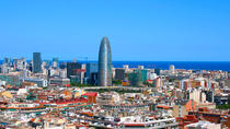 Barcelona Half Day Guided Panoramic Bus and Walking Tour, Barcelona, Full-day Tours