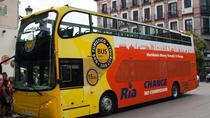 Madrid by Bus Sightseeing Tour, Madrid, City Tours