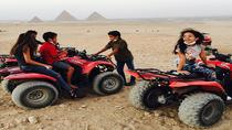2- Hour Quad Bike Tour at Pyramids of Giza, Cairo, 4WD, ATV & Off-Road Tours