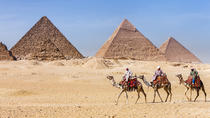 Cairo Giza Pyramids Desert Camel or Horseback Small-Group Ride, Giza, Nature & Wildlife
