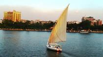 Felucca Sailing Ride on The Nile from Giza, Giza, Day Cruises