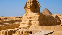 Half-Day Small Group Tour: Pyramids of Giza and Sphinx, Giza