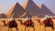 Half dayTour Pyramids of Giza Sphinx including Camel ride, Giza, Day Trips