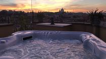 Hot tube with amazing view on Rome, Rome, Tubing