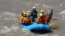 Cajón del Maipo: Morning Whitewater Rafting and Afternoon Wine Tour & Tasting, Santiago, White...