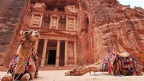 Southern Jordan Tour: Day trip to Petra and Wadi Rum, Amman, null