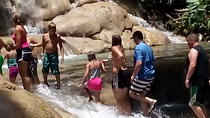 Private Doppelwasserfälle Tour Montego Bay: Dunns River Plus Blue Hole Falls, Montego Bay, Private Sightseeing Tours