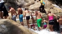 Private Double Waterfalls Tour from Falmouth: Dunn's River Plus Blue Hole Falls, Falmouth, Ports of ...