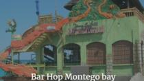 Pub Crawl de Montego Bay à Negril et Rick's Cafe, Montego Bay, Bar, Club & Pub Tours