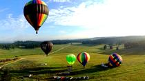 Giro in mongolfiera delle Black Hills, Custer, Balloon Rides