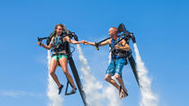 25-Minute Jetpack Session For Two Including Sport Boat Transport To An Island, Miami, Jetpacks
