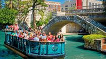 San Antonio Fluss-Bootstour und Hop-on-Hop-off-Tour, San Antonio, Hop-on Hop-off-Touren