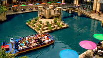 San Antonio River Walk Cruise and Hop-On Hop-Off Tour, San Antonio, Full-day Tours