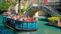 San Antonio River Walk Cruise, Hop-On Hop-Off Tour, and The Battle For Texas Show