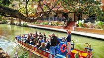 San Antonio River Walk Cruise, Hop-On Hop-Off Tour and Tower of the Americas Package, サンアントニオ