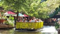 San Antonio River Walk-Kreuzfahrt, Hop-on-Hop-Off-Tour und Tower of the Americas-Paket, San Antonio, Hop-on Hop-off-Touren