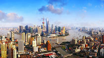 One Day Small Group Tour of Classic and Modern Shanghai With Lunch, Shanghai, City Tours