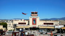 Private Transfer: Santa Barbara to Bob Hope Airport, Santa Barbara