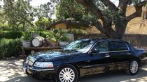 Private Transfer: Santa Barbara to Santa Ynez Valley, Santa Barbara