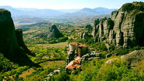 3-Day Private Tour to Delphi Meteora and Thermopylae from Athens, Athens, Overnight Tours