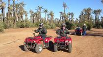 Excursion d'une journée complète avec randonnée à dos de chameau et circuit en quad, au départ de Marrakech, Marrakech, Day Trips