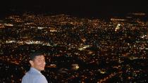El Picacho by Night, Tegucigalpa, Night Tours