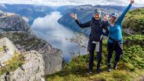 Preikestolen off the beaten track hike, Stavanger, Hiking & Camping