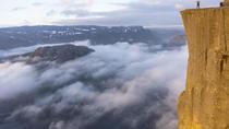 Preikestolen Sunrise Hike, Stavanger, Hiking & Camping