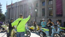 Denver Guided Sightseeing Tour on Motor Scooters, デンバー