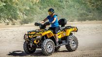 Candelaria Beach and Desert 4x4 Double ATV Tour