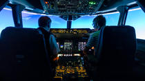 Fly a Real Jet Simulator Around the World at Coventry Airport, Coventry, Self-guided Tours & Rentals