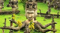 Private Tour: Vientiane City Tour Full Day with Buddha Park, Vientiane, Private Sightseeing Tours