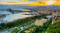 Best Sunset and Nightlight's Malaga Tour, Malaga, Cultural Tours