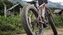 E-Mountain bike and Elephant Experience, Luang Prabang, Day Trips
