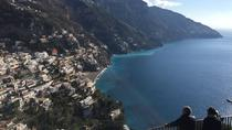 Private Transfer from Naples to Positano or viceversa including 2 hrs stop in Pompeii, Positano, ...