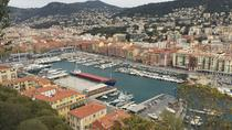 French riviera Cannes Nice Eze Monaco full day private tour from Villefranche sur Mer, ニース