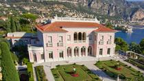 Half-Day Private Rothschild and Kerylos Villas Tour from Nice, Nice, Literary, Art & Music Tours