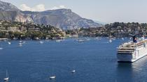 Villefranche Shore Excursion: Private Half Day Trip to Eze, Monaco and Monte Carlo, Nice