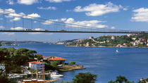 Europe to Asia From The Bosphorus In Istanbul, Istanbul, Half-day Tours
