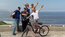 Barranco Small-Group Bike Tour from Miraflores, Lima, Bike & Mountain Bike Tours