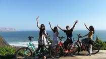 Barranco Small-Group Bike Tour from Miraflores, Lima