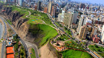 Lima Bike Tour: Along The Cliffs and Hike El Morro, Lima, Walking Tours