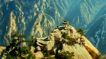 Xi'an Huashan Mountain Adventure Day Tour, Xian, Hiking & Camping