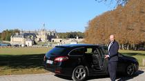 private driver service from Beauvais airport - final destination included in Oise (60), Amiens,...