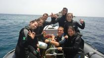 Qualified Diver 1 Tank Dive in Mykonos, ミコノス島