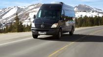Private Mercedes Sprinter - Vail Valley Area to the Eagle County Airport, Vail, Airport & Ground ...