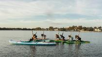 Stand-Up Paddleboard Yoga in Winter Park, Orlando