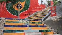 Rio de Janeiro Main Landmarks Tour Including Christ the Redeemer and Selaron Steps, Rio de Janeiro,...