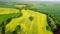 Hot Air Balloon Flight from South Wales, Pays de Galles