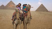 Private Day Trip to Egyptian Pyramids in Giza, Saqqara and Dahshur with Egyptian Barbecue Lunch and ...